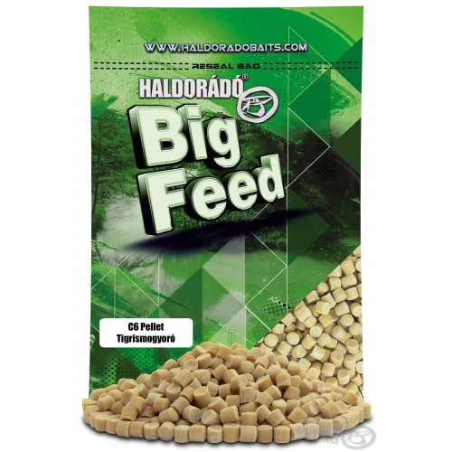 Пеллет Big Feed - C6 Pellet 8 mm - Amur (Амур) 800гр