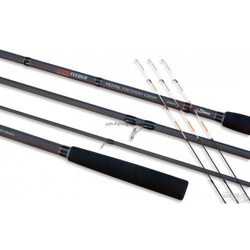 Фидер Haldorado Royal Method Carp 390H 40-100гр