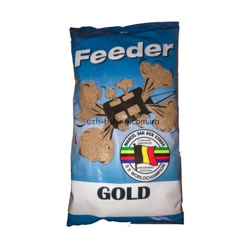 Прикормка VDE Feeder Gold (Фидер Голд) 1кг