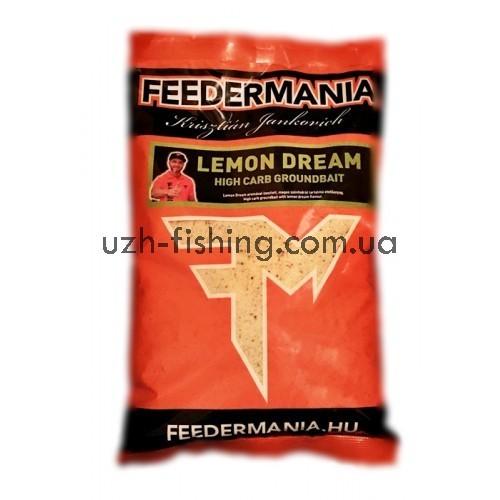 Прикормка Feedermania Lemon Dream 800gr