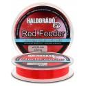 Леска Фидерная Haldorado Blue, Red Feeder